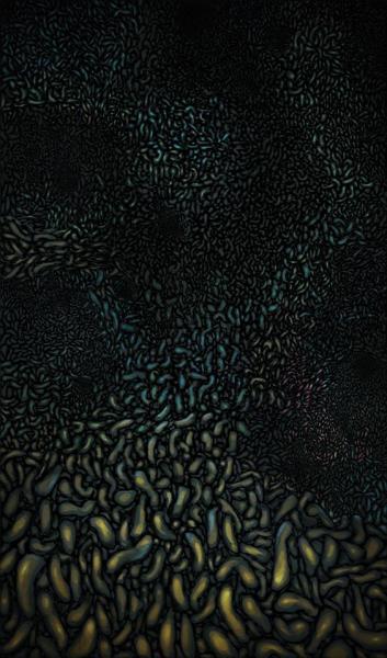 Hive, 2016, digital painting