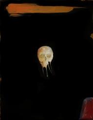 Summer (Plastic Series), 2020, oil on canvas, 70 x 90 cm